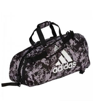 "Сумка-рюкзак Adidas 2in1 Bag ""Martial arts"" Nylon, adiACC052 Хакі"