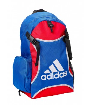 Рюкзак Adidas Taekwondo with body guard holder ADIACC096 Синий с красным