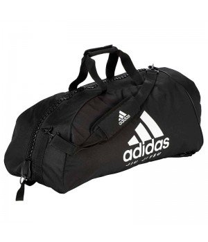 "Сумка-рюкзак Adidas 2in1 Bag ""Jiu-Jitsu"" Nylon, adiACC052 Чорна"